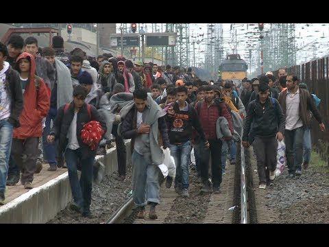 Álljon meg a menet! - díjnyertes dokumentumfilm a migrációs válságról - YouTube