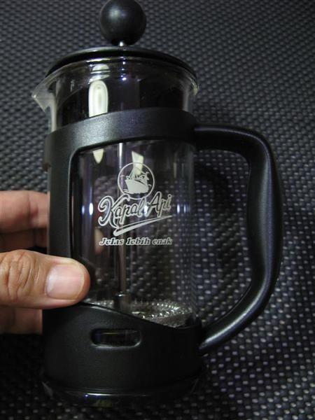 Cara Baru menikmati Kopi tanpa ampas dengan Coffee Press Kapal Api