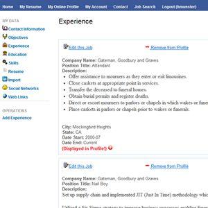 kedals free career resources online resume builder livecareer jaskdck
