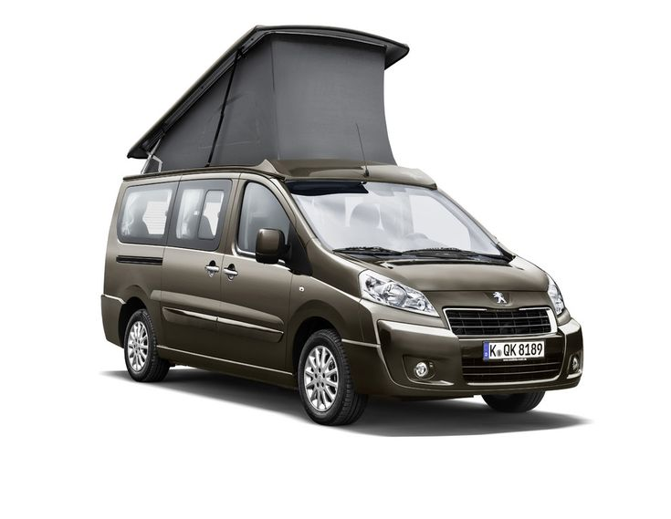 westfalia has added a diesel powered peugeot expert tepee. Black Bedroom Furniture Sets. Home Design Ideas