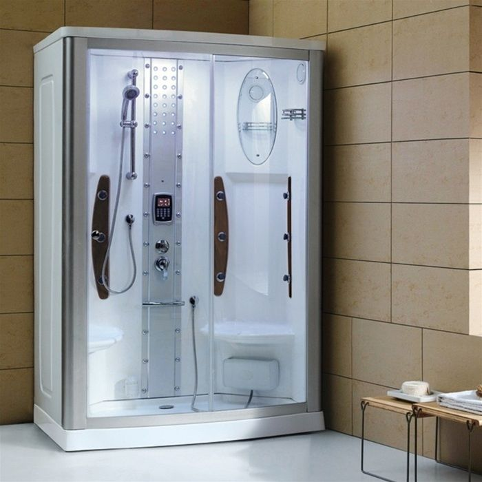Two Person Steam Shower Units