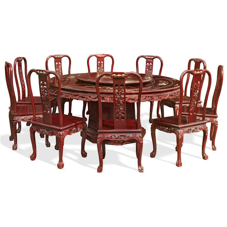 93 Best Rosewood Dining Sets Images On Pinterest  Dining Set Classy Chinese Dining Room Table Review