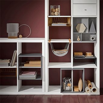 les 25 meilleures id es de la cat gorie meuble casier ikea sur pinterest casiers d coration. Black Bedroom Furniture Sets. Home Design Ideas