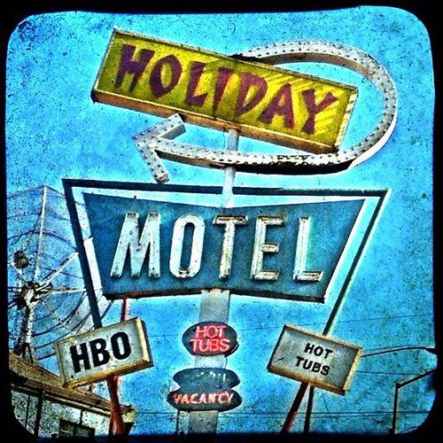 Holiday Motel | 8050 NE Martin Luther King Blvd., Portland O… | Flickr