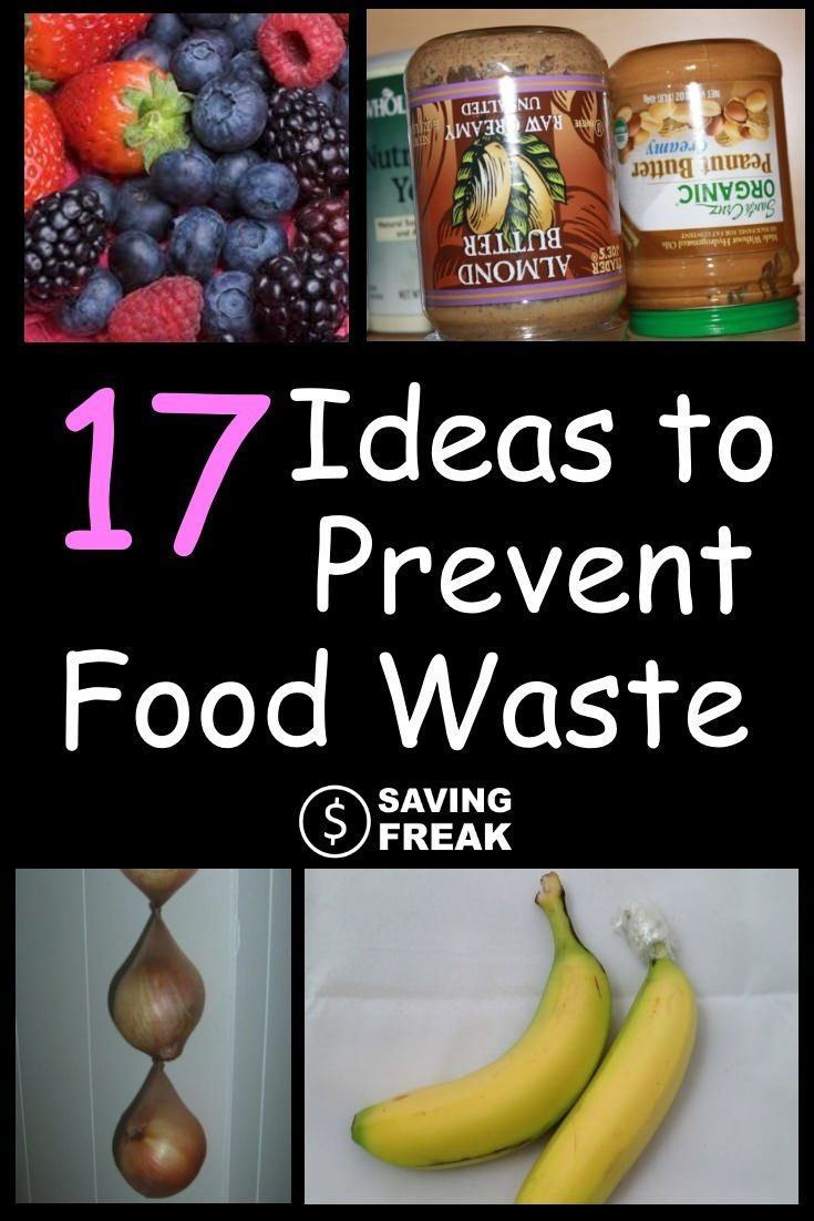 Learning how to preven food waste will not only help with the environment, but will help you save money on your groceries.
