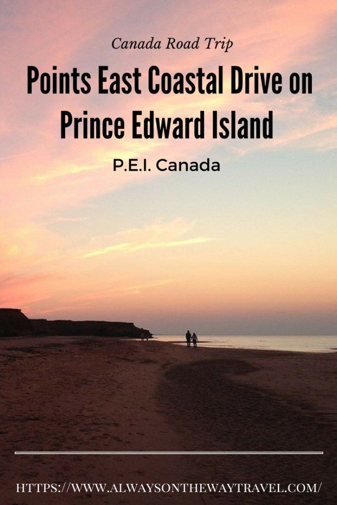 My last day on Prince Edward Island, I decided to explore the east point through the Points East Coastal Drive, and it turns out to be one of my favorite Canada road trips.