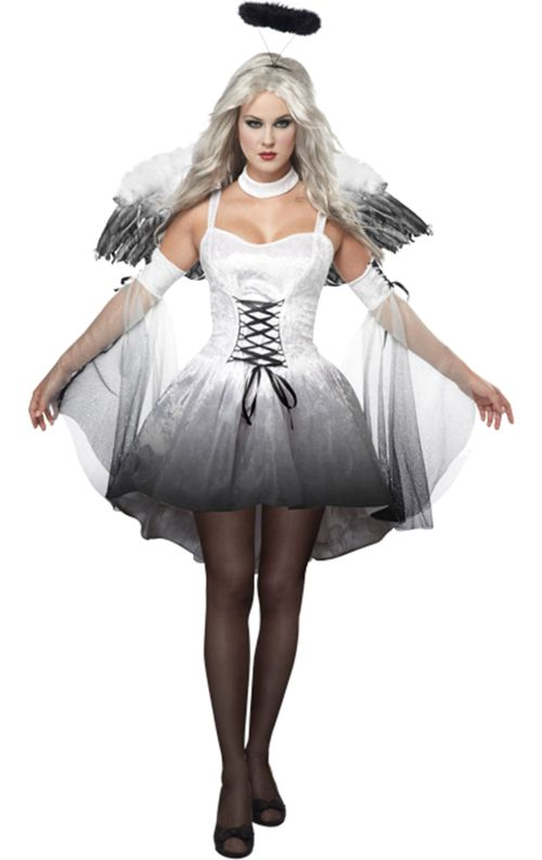 fallen angel costume direct 2 u fancy dress superstore fancy dress party themes. Black Bedroom Furniture Sets. Home Design Ideas