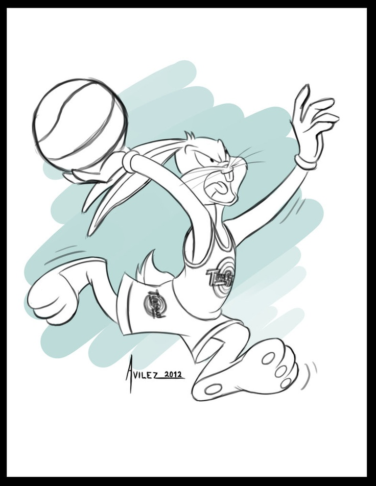 31 best space jam images on pinterest | space jam, looney tunes ... - Space Jam Monstars Coloring Pages