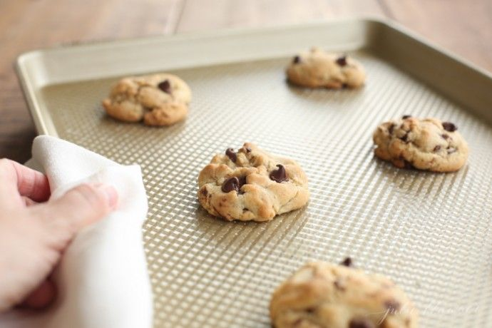 Bakery Style Chocolate Chip Cookie | Recipe | The secret, Best ...