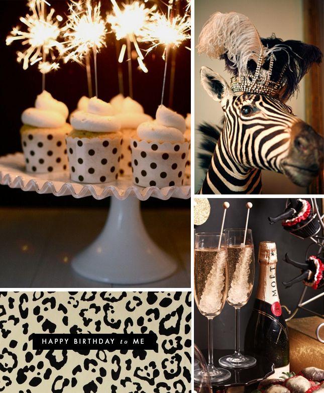 Birthday Girl: my 30th birthday theme