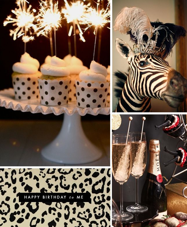 Birthday Girl 30th birthday ideas