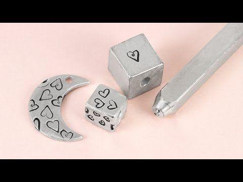 Metal Stamping Mini Tutorial Video with Cheri Carlson
