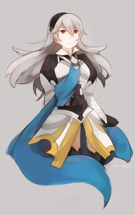 Fire Emblem: if/Fates - female Kamui/Corrin