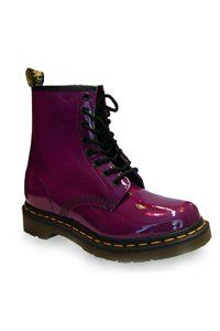 Dr. Martens - 8 eye - Purple patent