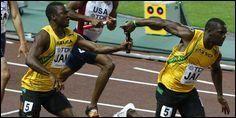Quel sport consiste à courir, puis passer un témoin à son équiper qui court à son tour ?