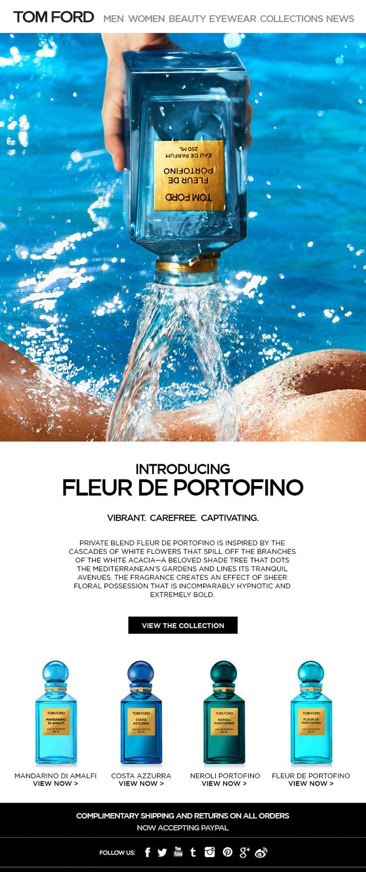 Tom Ford   Introducing Fleur De Portofino