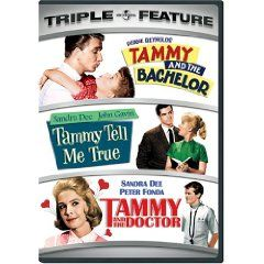 Tammy And The Bachelor / Tammy Tell Me True / Tammy And The Doctor (Triple Feature) $14.99
