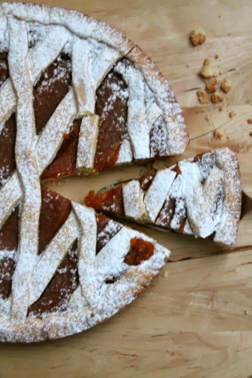 Sugar: Crostata con zucca, mele e cannella