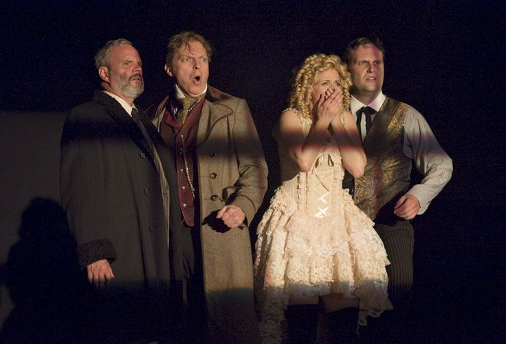 The Arts Club Theatre Company presents the fast-paced farcical adventure Baskerville: A Sherlock Holmes Mystery from September 8th to October 9th, 2016 in the South Granville, Vancouver neighbourhood...