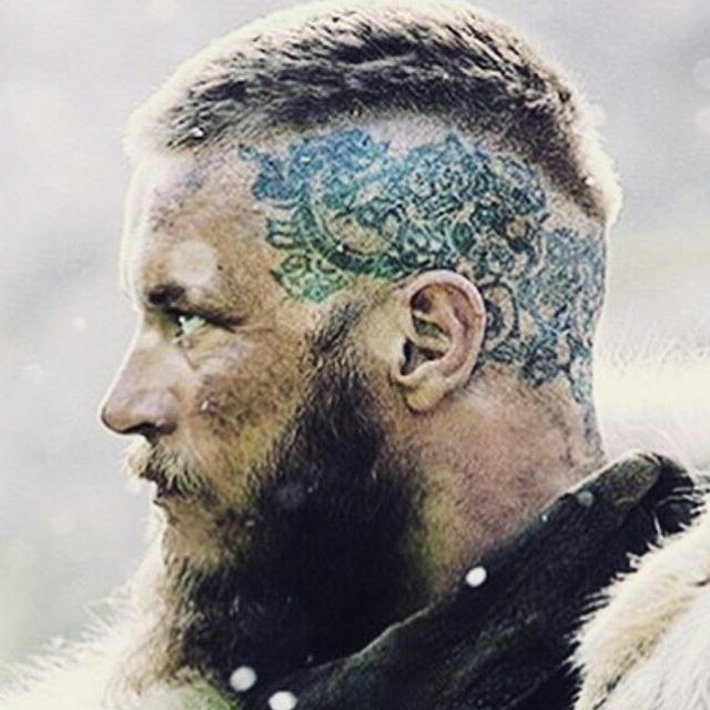 Travis Fimmel Vikings Tattoo Jerusalem House