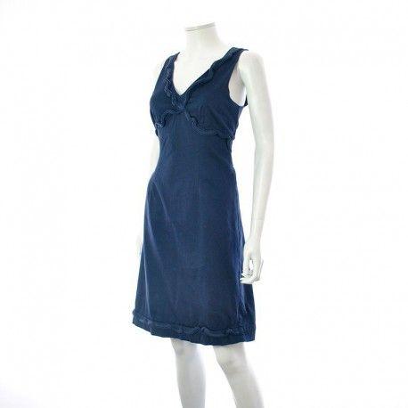 Shopper votre : Robe - Vero Moda à 9,99 € : Découvrez notre boutique en ligne : www.entre-copines.be | livraison gratuite dès 45 € d'achats ;)    L'expérience du neuf au prix de l'occassion ! N'hésitez pas à nous suivre. #Robes, Soldes #Vero Moda #fashion #secondhand #clothes #recyclage #greenlifestyle # Bonnes Affaires