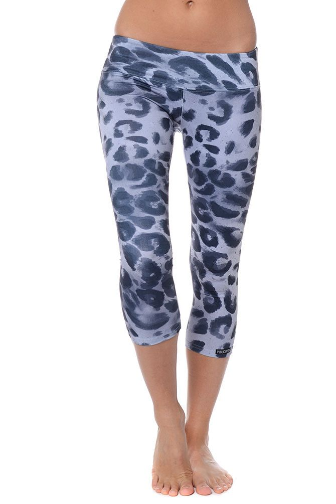 Catwalk Crop Legging
