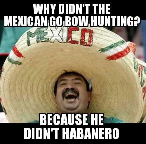 Mexican Word of the Day: Habanero. #aviationhumorhilarious
