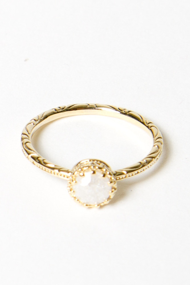 Dainty Everyday Rings | a-thread