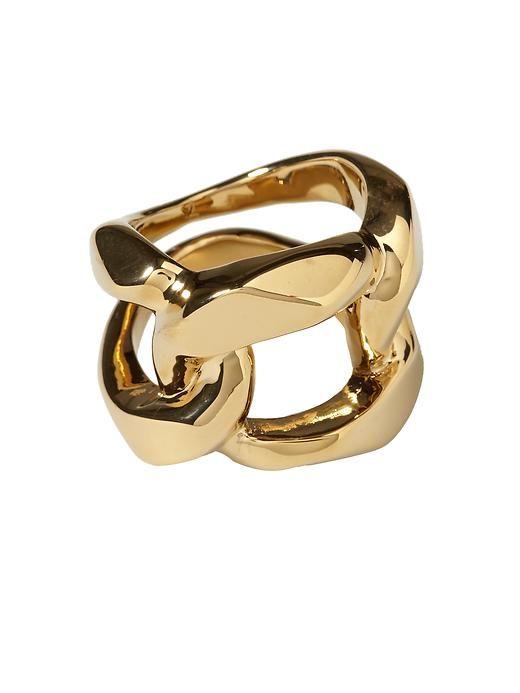 Michael Kors Chain Ring