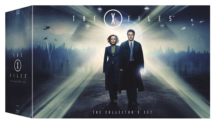 The X Files: Complete Seasons 1-9 Blu-ray Region Free: Amazon.co.uk: David Duchovny, Gillian Anderson, Mitch Pileggi, William B. Davis, Robert Patrick, Dean Haglund, Tom Braidwood, Bruce Harwood, Nicholas Lea, Annabeth Gish, Rob Bowman, Kim Manners: DVD & Blu-ray