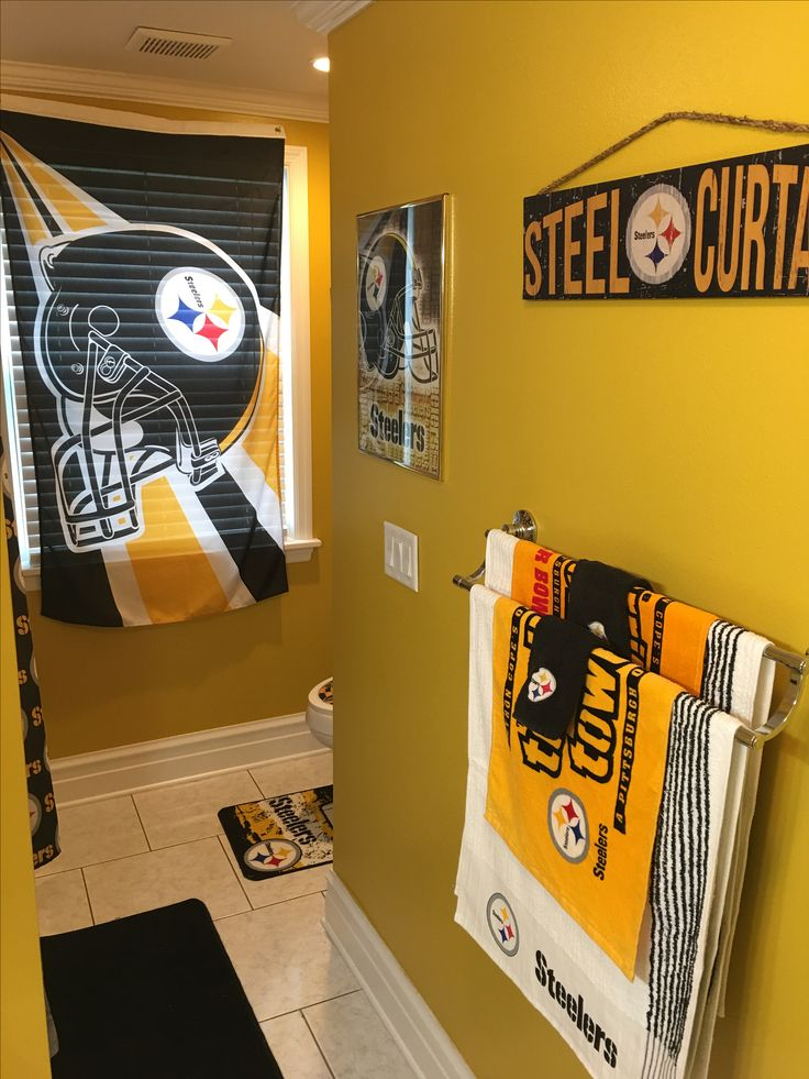 Steelers Bathroom Bathroom Kids Steelers Kids Room