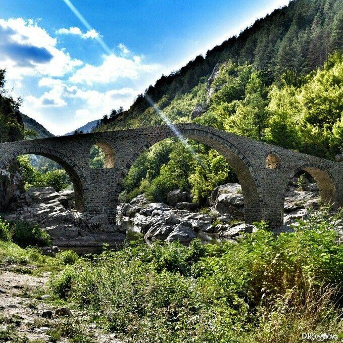 The Devil's Bridge, Bulgaria Landscape photography, nature photography