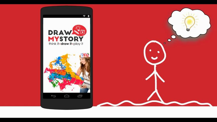 Draw My Story Lets You Create