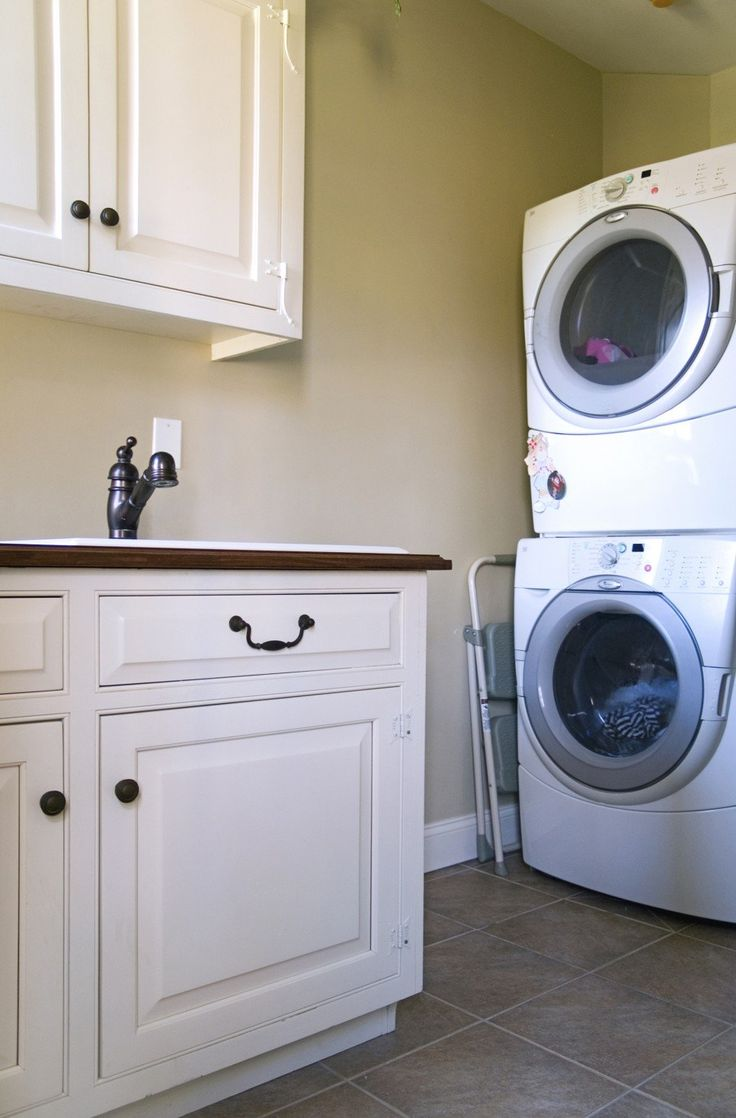 best 25 unfinished basement laundry ideas on pinterest Game Room Before and After Hiding Pipes in Laundry Room