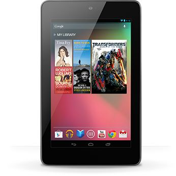Nexus 7 (16 GB) - Google Play -- highly recommended by friends