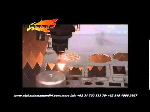 HARRIER CO2 Laser Cutting LF series