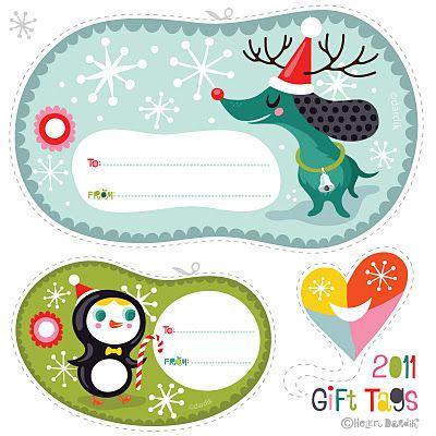 pour les cadeaux de Noël