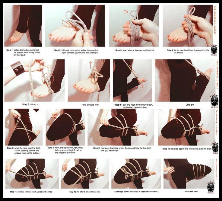 Return small breast bondage knot tieing consider