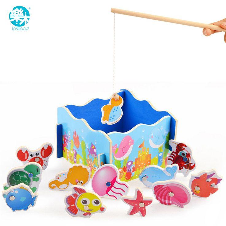 Barato Brinquedo de pesca magnética de madeira brinquedos educativos para crianças brinquedos de madeira, preschool jogos divertidos, Compro Qualidade Brinquedo Do banho diretamente de fornecedores da China: Brinquedo de pesca magnética de madeira brinquedos educativos para crianças brinquedos de madeira, preschool jogos divertidos