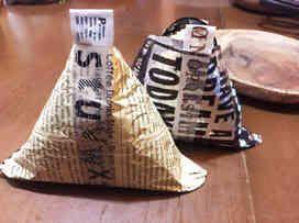 写真 musubi wrapper