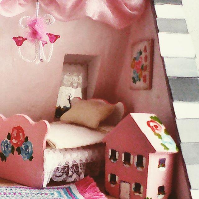 Handmade dollhouse  Casa de muñecas en miniatura   #dollhouse #casademuñecas #handmade #hechoamano #puertovallarta #jalisco