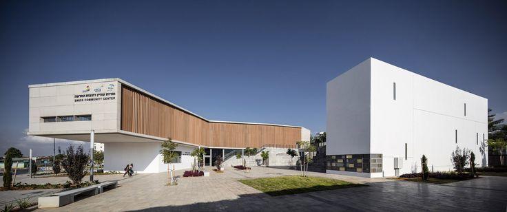 Gallery of Rehovot Community Center / Kimmel Eshkolot Architects - 16