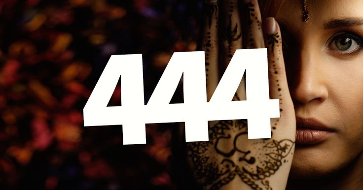 What does angel number 444 really mean?