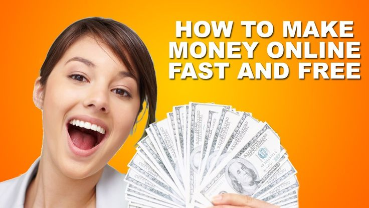 How To Make Money Online Fast And Free | Ways To Make Money Online Without Scams