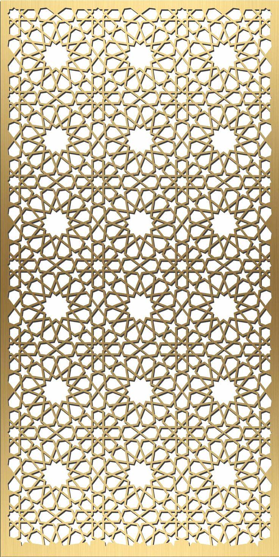 Grill pattern door grill design patterns manufacturer from new delhi - Faya Mashrabiya Arabic Design