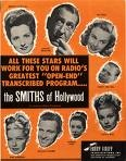 """The Smiths of Hollywood.  The Smith family (Bill, Nancy and their daughter """"Bumps"""") are visited by Bill's uncle, Sir Cecil Smythe, who upends their daily life.  Sir Cecil was portrayed by Arthur Treacher, who's become more famous in the intervening years for his eponymous fried fish restaurant chain."""