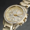 Fossil ES2683 Gold Cronograph