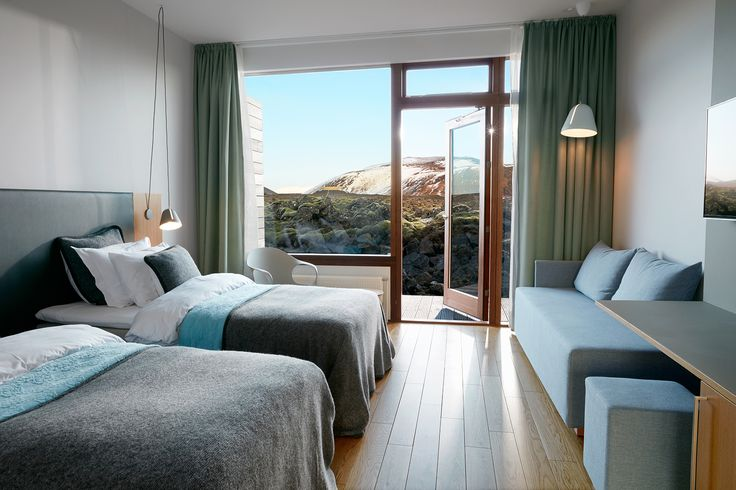 Set In The Heart Of A Stunning Lava Landscape Blue Lagoon Accommodation Is Available At