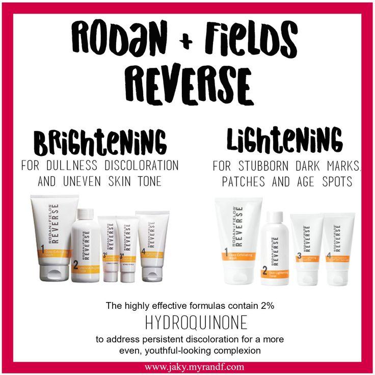 Reverse Sun Damage | rodan and fields | reverse | skincare