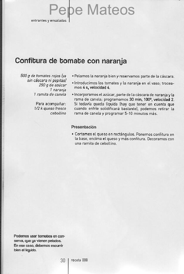 ARCHIVO DE RECETAS THERMOMIX: APERITIVOS